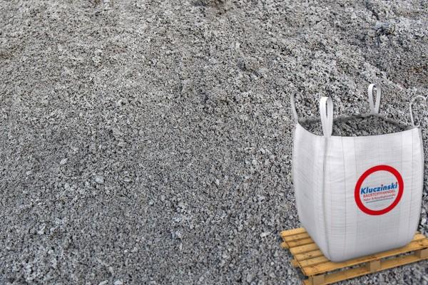 Brechsand - 0-2 mm - im Big Bag