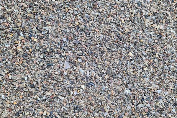 Brechsplitt als Wegedecke - 0-5 mm