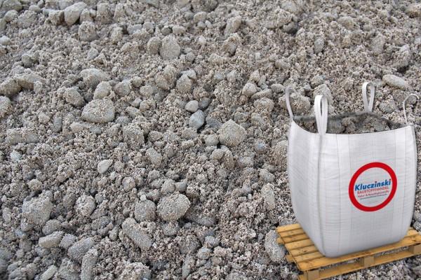 Schottertragschicht BI (Werksgemisch) 0-32 - im Big Bag