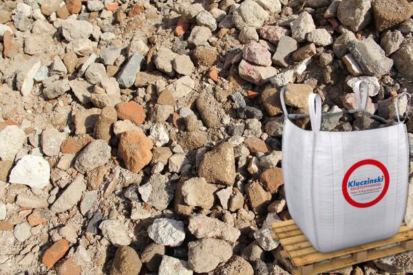 Mischrecycling 0-45 mm - im Big Bag