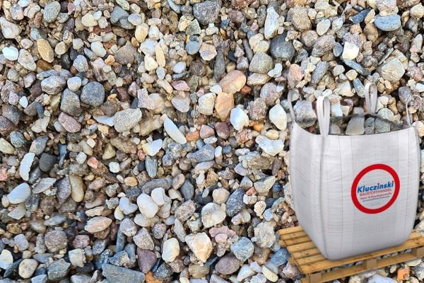 Kiesel gewaschen 2-8 mm - im Big Bag