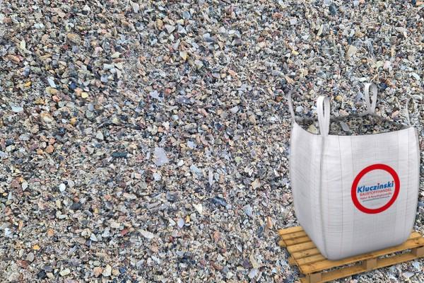 Brechsplitt als Wegedecke - 0-5 mm - im Big Bag