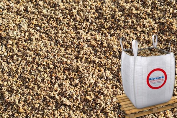 Kiesel gewaschen 1-4 mm - Big Bag